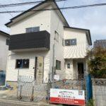 東広島市西条町吉行 新築 戸建て 令和3年7月入居可能(予定) メゾネットタイプ2世帯 賃料:7.5万円(駐車1台込み)